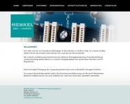 Bild Webseite Henkel Büro + Computer Computer Bad Lauterberg im Harz
