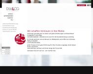 Website Jäger + Schmitter DIALOG