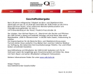 Bild ODB GmbH Büroeinrichtungssysteme