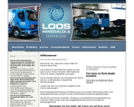 Loos Mineral?lhandel - Startseite