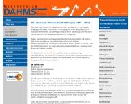 Website AB Dahms