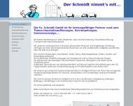 Bild Schmidt Entsorgung GmbH