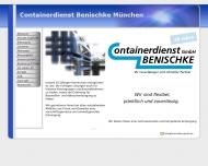 Containerdienst Benischke M?nchen