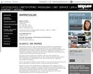 Website Algeco