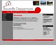 Bild Baustoffe Deppermann GmbH, Essen-Kray