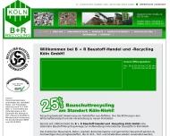 Bild B + R Baustoff - Handel und -Recycling Köln GmbH