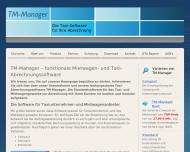 TM-Manager - Mietwagen- und Taxi-Abrechnungssoftware