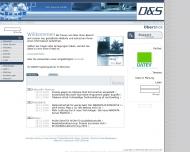 Website D&S EDV-Service