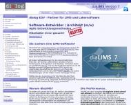 Bild Dialog Edv Systementwicklung GmbH Softwareentwicklung
