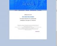 Bild Webseite Hennig Gerhard EDV-Beratung Köln