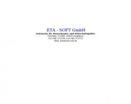Bild ETA-Soft Gesellschaft für Microcomputeranwendungen