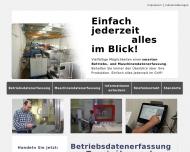 BDE-Software zur Betriebsdatenerfassung mit Touchscreen-PC, iPad, PocketPC Tablet-PC