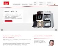 Melitta SystemService - Partner f?r professionelle Kaffeezubereitung
