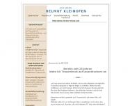Bild Kleinofen Helmut Softwareentwicklung EDV-Büro
