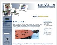 Bild Webseite Gerhard Rekers Digitaltechnik Spelle