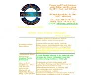 Website Scholz Wolfram EDV Buero u. Seminare