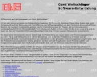 Bild Webseite Wollschläger Gerd Aachen