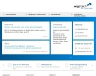 Bild orgatech GmbH Internetagentur
