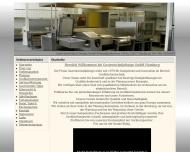 Bild Gastrotechnik & Design GmbH Großküchen