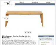 Bild König Gunter Möbeldesign