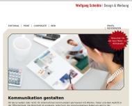 Bild Webseite Scheible Wolfgang Design & Werbung Köln