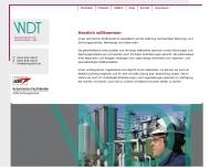 Bild WDT Ingenieurbüro & Handelsgesellschaft mbH