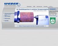 Bild Weber Maschinenbau GmbH