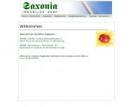 Bild Saxonia Immobilien GmbH