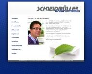 Bild Webseite  Wolfhagen