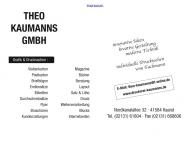 Druckerei Kaumanns - Theo Kaumanns GmbH