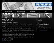 Bild Metall-Haug Gesellschaft mit beschränkter Haftung