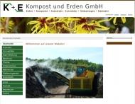Bild K + E Kompost und Erden GmbH Garten- und Landschaftsbau