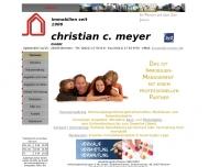 Bild Meyer Christian C. GmbH Immobilienmaklerbüro