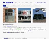 Bild Espeloer Metallbau GmbH