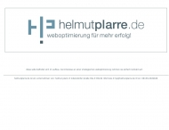 Bild Webseite helmutplarre.de München