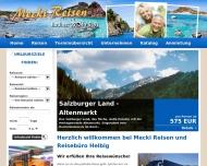 www.mecki-reisen.de mecki-reisen.de