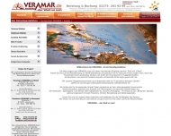 Website VERAMAR Touristik