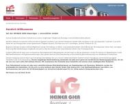 Bild Gier Heiner Bauträger GmbH