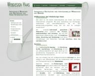 Website Webdesign Haas