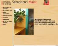 Schreinerei Maier, Hauptstrasse 50, 73571 Goeggingen, Tel. 07175 8763
