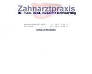 Bild Wöhlk Walter Dr. Zahnarzt für Oralchirurgie , Smejda-Wöhlk Sylvia Dr. Kieferorthopädin u. Schwarting Susanne Dr. Zahnärztin