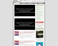 Bild Webseite Blanko Musik München