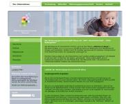 Website Wohnungsgenossenschaft Riesa eG