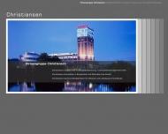 Bild Webseite Christiansen & Joos Bauträgergesellschaft Heilbronn