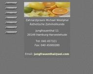 Bild Westphal Michael Zahnarzt Schwerpunkte: Implantologie Kinderzahnbehandlung