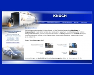 Website Abschlepp- und Bergungsdienst Norbert Knoch
