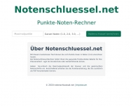 Online Punkte-Noten-Rechner f?r Klassenarbeiten NotenSchluessel.net