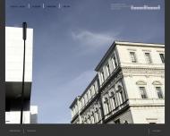 Bild Webseite Akademie der Bildenden Künste -allgem. Sekretariat- München