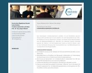 Bild Hochschule Magdeburg-Stendal - Industrielabor Funktionsoptimierter Leichtbau