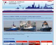 Bild Fairplay Schleppdampfschiffs-Reederei Richard Borchard GmbH